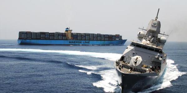 Maersk Tigris's seizure news