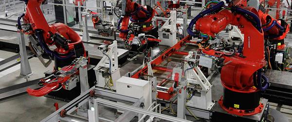 Imports of Machinery